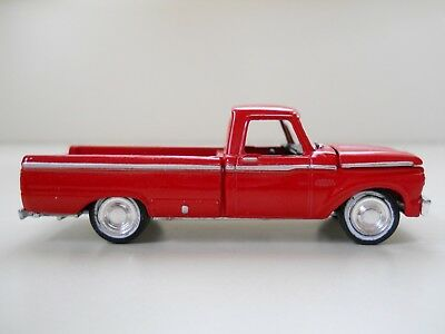 RACING CHAMPIONS - (1965) '65 FORD F-100 PICKUP TRUCK - DIECAST (LOOSE)