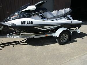 2017 YAMAHA FX-HO CRUISER, 3 SEATER INCLUDES TRAILER Biggera Waters Gold Coast City Preview