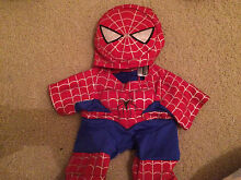 Build a bear Spider-Man costume Langford Gosnells Area Preview