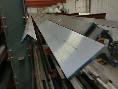 6061 T651 Aluminum Angle 2x 3x 36 Long 14 Thick