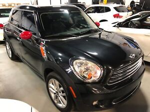 2012 Mini Cooper Countryman PANOROOF|LEATHER|AUTO