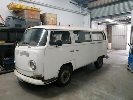 bcbfd9237f 1970 Volkswagen Kombi