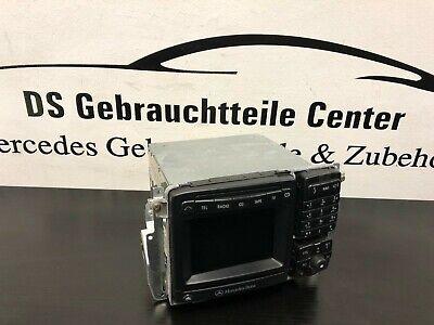 Orig. Mercedes-S-Klasse W220 W215 Comand Radio Navi TV CD A2208270442