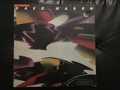 Dave Mason Very Best Of Ba6032 Vinyl Lp (Very Best Of Dave Mason)