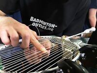 Racket Stringing Of Stringed Rackets Badminton Racket - badminton-outlet - ebay.co.uk