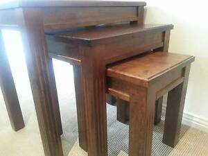 Nest of Tables Wyoming Gosford Area Preview