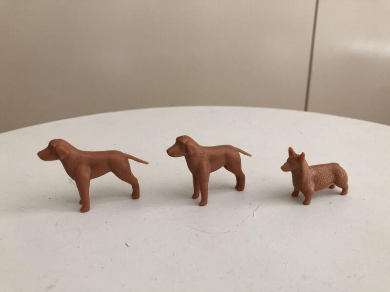 3 X Kellogg's Cereal Toys 1960