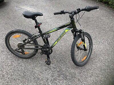 Specialized Hotrock Bike 20 Green