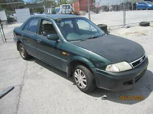 2002 Ford Laser (18926) Tingalpa Brisbane South East Preview