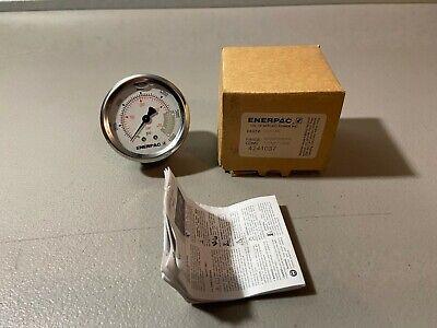 New In Box Enerpac Pressure Gauge G2534r