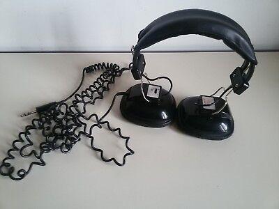 Cuffie Vintage SONY DR-7 Stereo Mono Headphone Imp. 8 Ohm Hifi Audio Pro WORKING segunda mano  Embacar hacia Argentina