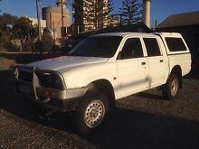 2000 Mitsubishi Triton Ute Largs Bay Port Adelaide Area Preview