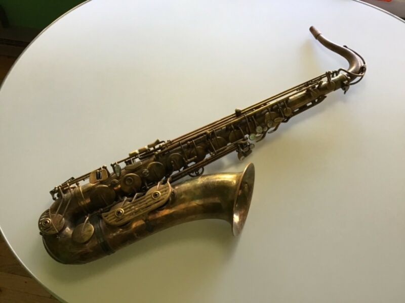 2020 Sax Dakota XR-92 Tenor Saxophone