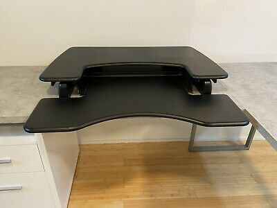 Varidesk Pro Plus 36 Inch Adjustable Standing Desk - Black