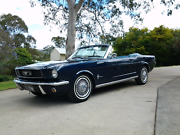 1966 Mustang convertible Toowoomba Toowoomba City Preview