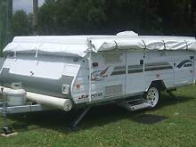 IMMACULATE  JAYCO  Hawk Camper Trailer!!  Sunshine Coast QLD Beerwah Caloundra Area Preview