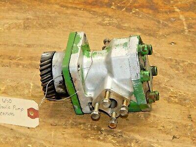 John Deere 650 Tractor- Hydraulic Pump Ch15095