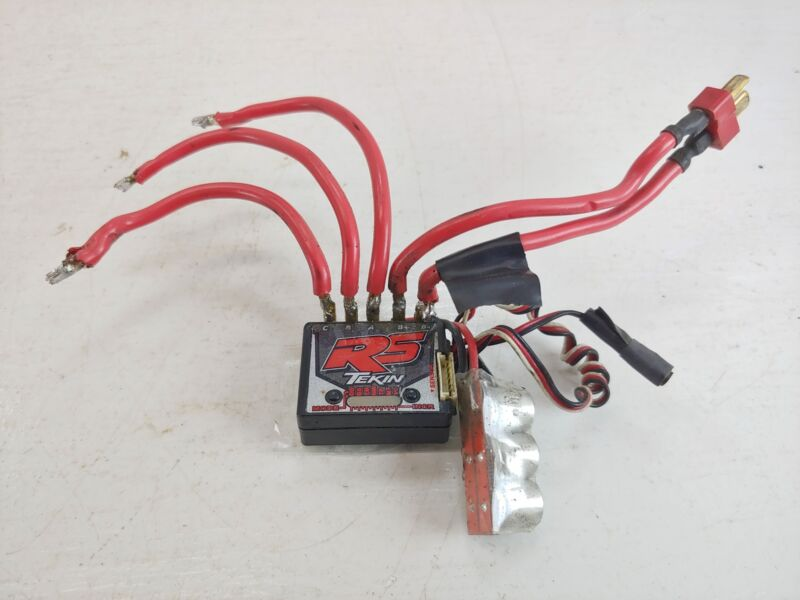 Tekin RS Gen 1 1/10 Scale Sensored Brushless Competition Racing ESC Used