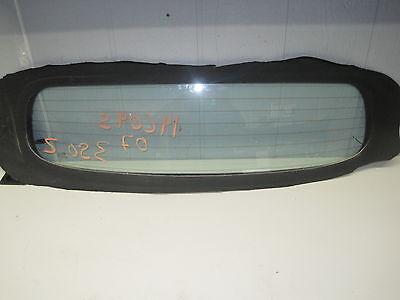 2007 2008 2009 NISSAN 350Z BACK WINDSHIELD GLASS CONVERTIBLE OEM 485416