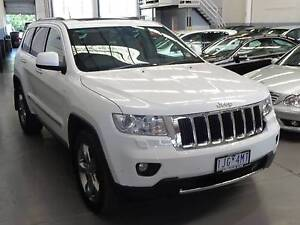 2013 Jeep Grand Cherokee Limited 3.0 DV6 4X4 Auto Alphington Darebin Area Preview