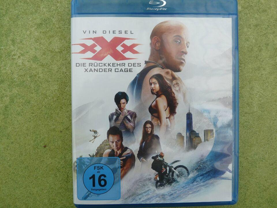 blu-ray XXX Die Rückerhehr Des Xander Cage in Elmshorn