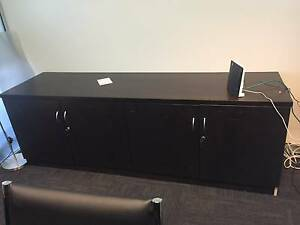 Entertainment unit with internal shelving & keys Woolloomooloo Inner Sydney Preview