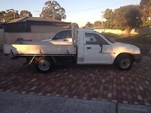 2000 Mitsubishi Triton Ute tray back Eden Hill Bassendean Area Preview