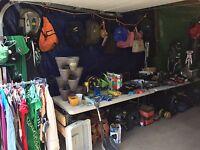 Garage Sale - 102 Keystone Terrace W (garage in alley)