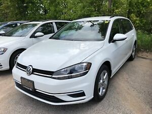 2019 Volkswagen Golf Sportwagen 1.8T Cmfrtline DSG 6sp at w/Tip
