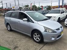2004 Mitsubishi Grandis 7 SEATER AUTOMATIC Wagon Lansvale Liverpool Area Preview