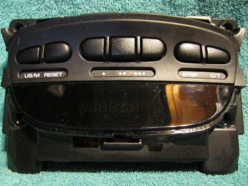 SHIPS SAME DAY! Chrysler 04760145AB OTIS / EVIC / Trip Computer w HOMELINK