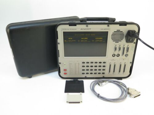 Ancot Ultra2000 SCSI-Bus Analyzer - Ultra 2000 - Carrying Case, Portable