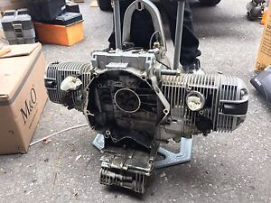 R1100RS Engine and Transmission