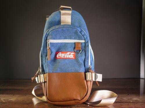 Coca Cola Mini backpack crossbody shoulder adjustable strap NEW