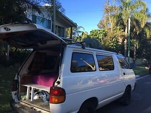 1995 Toyota Townace Van/Minivan Woolloongabba Brisbane South West Preview