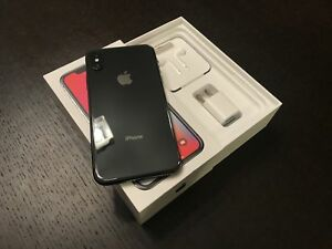 iPhone X 64GB W/Warranty (Unlocked)
