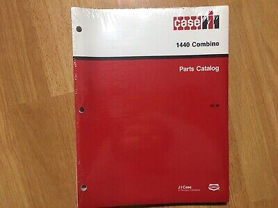 Case 1440 Combine Factory Original Parts Catalog Sealed Unused Oem