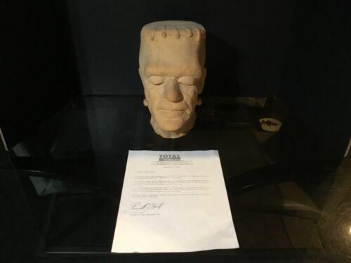 Don Post 1960's Glenn Strange FRANKENSTEIN Prototype Mask Mold Original w/COA