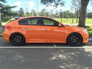 2013 Holden Cruze Hatchback 1.6L Turbo SRI-V [MY14] Fitzroy Yarra Area Preview