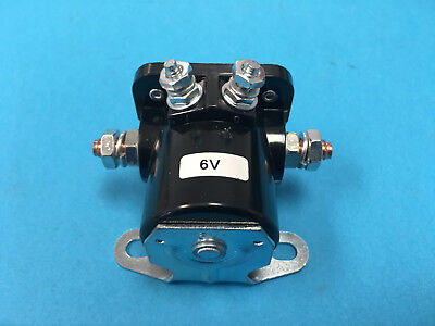 Ford Tractor Starter Solenoid Relay 6 Volt 501 601 701 801 901 2000 4000 311007