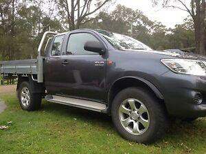 2013 Toyota Hilux Ute Singleton Singleton Area Preview