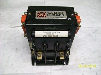 Ward Leonard Motor Starter Contactor Rdp2-11100