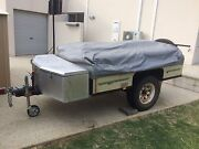 Camper Trailer City Beach Cambridge Area Preview