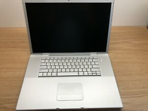 "Apple MacBook Pro A1229 17"" Laptop"