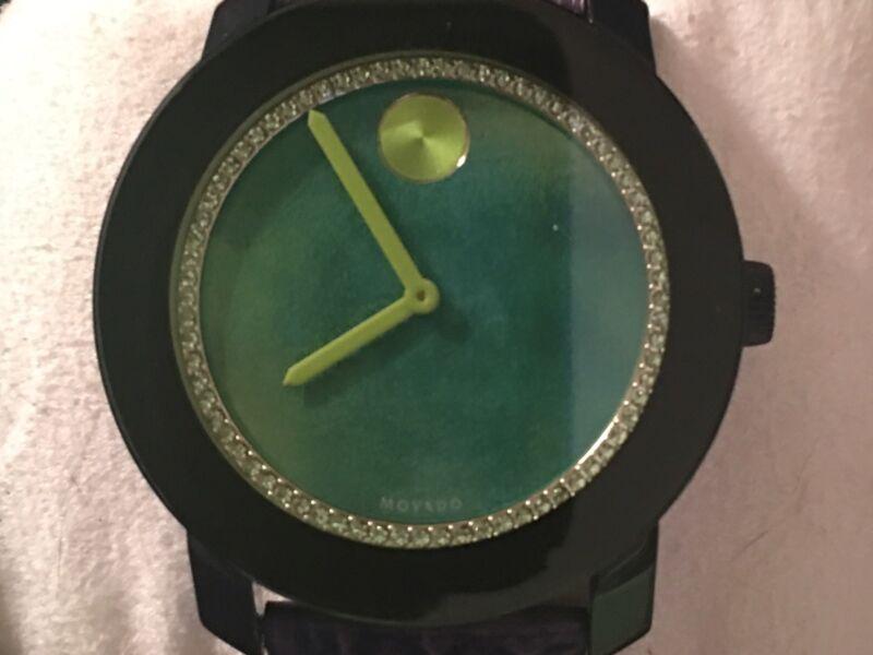 Movado Watch  Repair Service