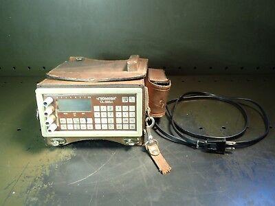 Omega Cl-505a Precision Calibrator Thermocouple Rtd Ma Mv Ohm Used In Good Cond