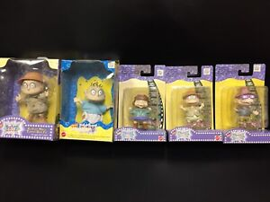 Rugrats the Movie 97/98 Collectible Toys by Mattel Nickelodeon