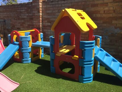 'Pacific Creation' Outdoor Play Gym