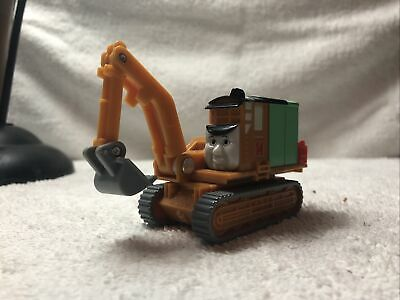 Thomas and Friends Trackmaster Free Wheel Oliver the Excavator T2310