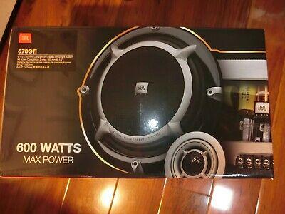 Pair JBL 670GTi 1200 Watts 6-1/2